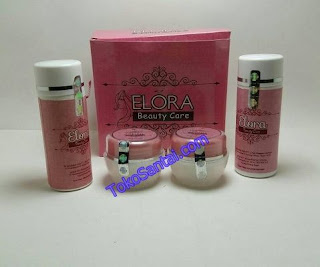 Cream Elora Beauty Care Aman BPOM