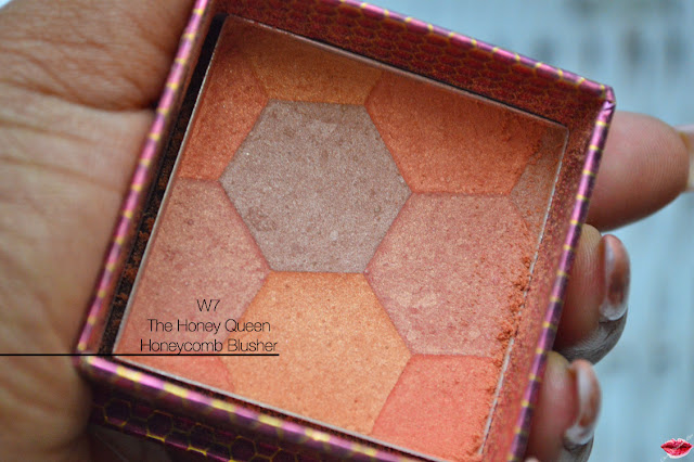 The Honey Queen Honeycomb Blusher, W7 Cosmetics