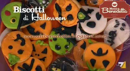 Biscotti di halloween ricetta parodi da i men di benedetta for Cucinare x halloween