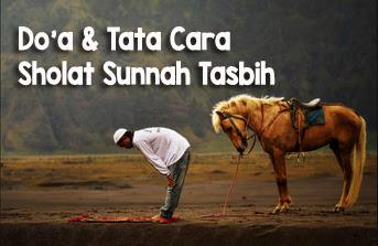 √  Niat Bacaan Doa Sholat Tasbih dan Tata Caranya Lengkap beserta Artinya