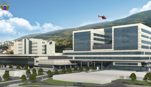 Tender for construction of new clinical center published