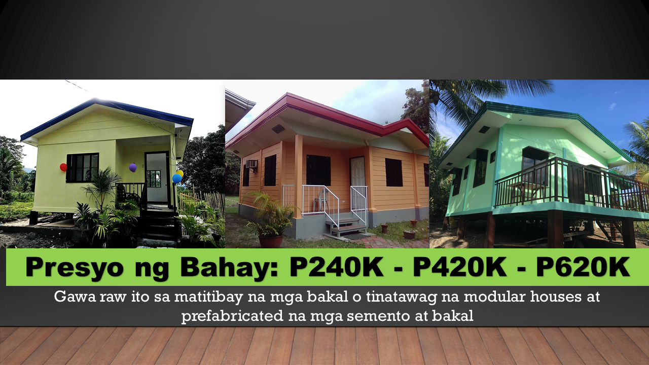 Affordable Housing from P240K, P420K, P620K - House Images, Home ...