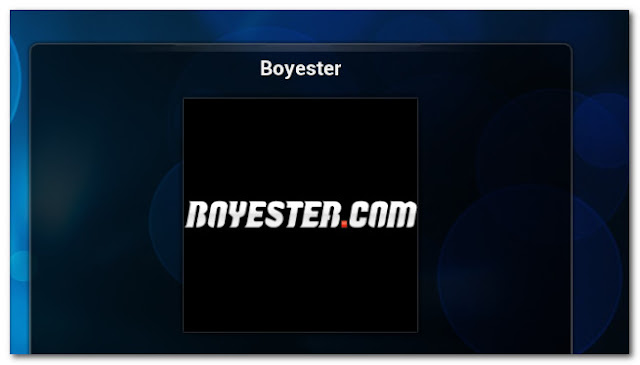 Boyester Add-ons For IPTV XBMC | KODI