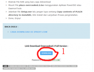 Cara Download Game Full Version Gratis di IPROFF.COM