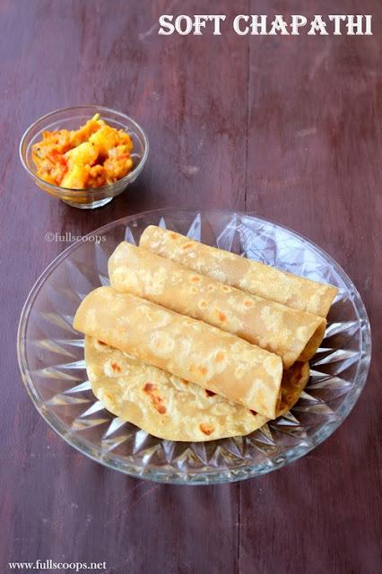 Soft Chapathi