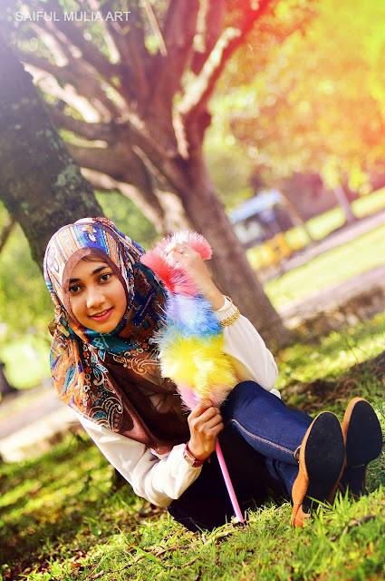 インドネシアの人気ムスリムファッション