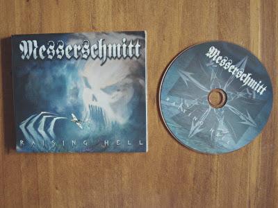 messerschmitt raising hell