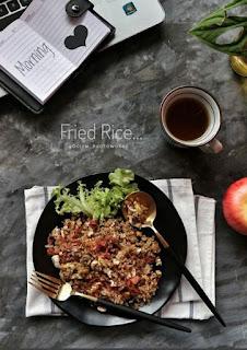 Resep Nasi Goreng Untuk Sahur di Bulan Ramadhan