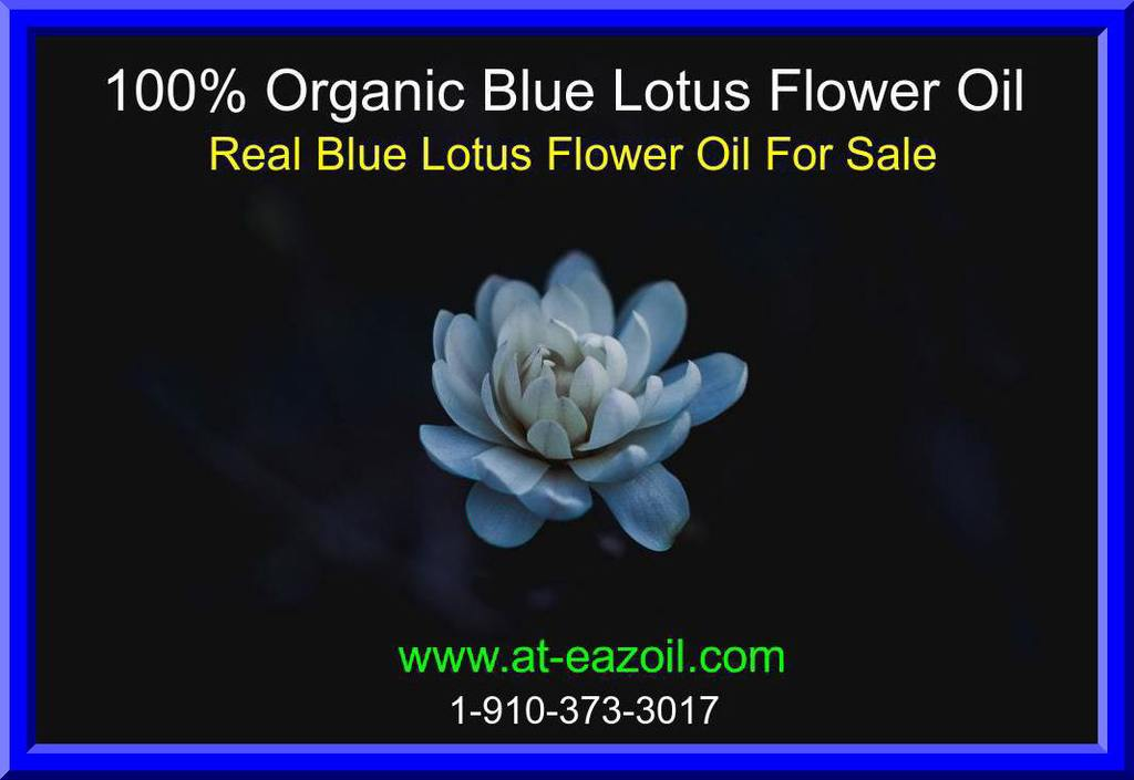 Azazel Blue Lotus Flower Essential Oil