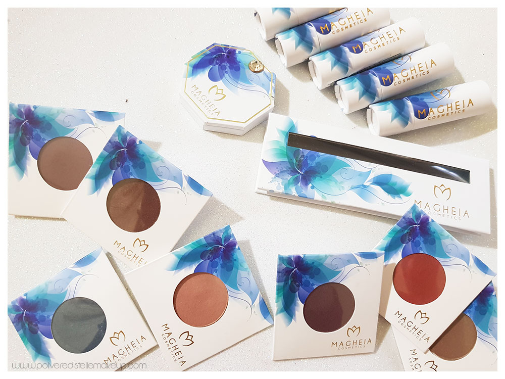 Magheia Cosmetics nuovi prodotti