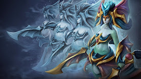 Naga Siren DOTA 2 Wallpaper, Fondo, Loading Screen