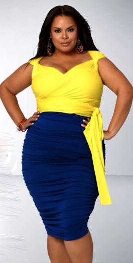 Beautiful Colour Combinations Dresses