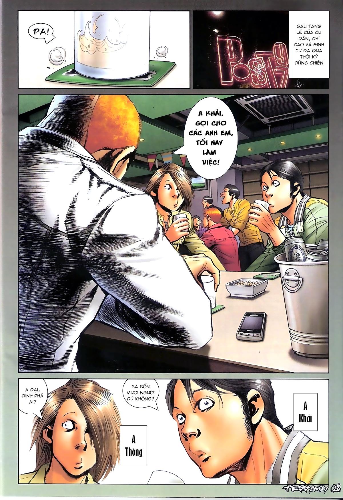 Người Trong Giang Hồ - Chapter 1357: Xúc Sinh Tư - Pic 25