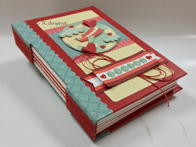 caderno costura longstitch travel viagem