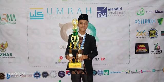 Jihar, Viral Di Facebook, Juara 1 Syarhil Qur'an Nasional Asal Aceh Luput Dari Liputan Media