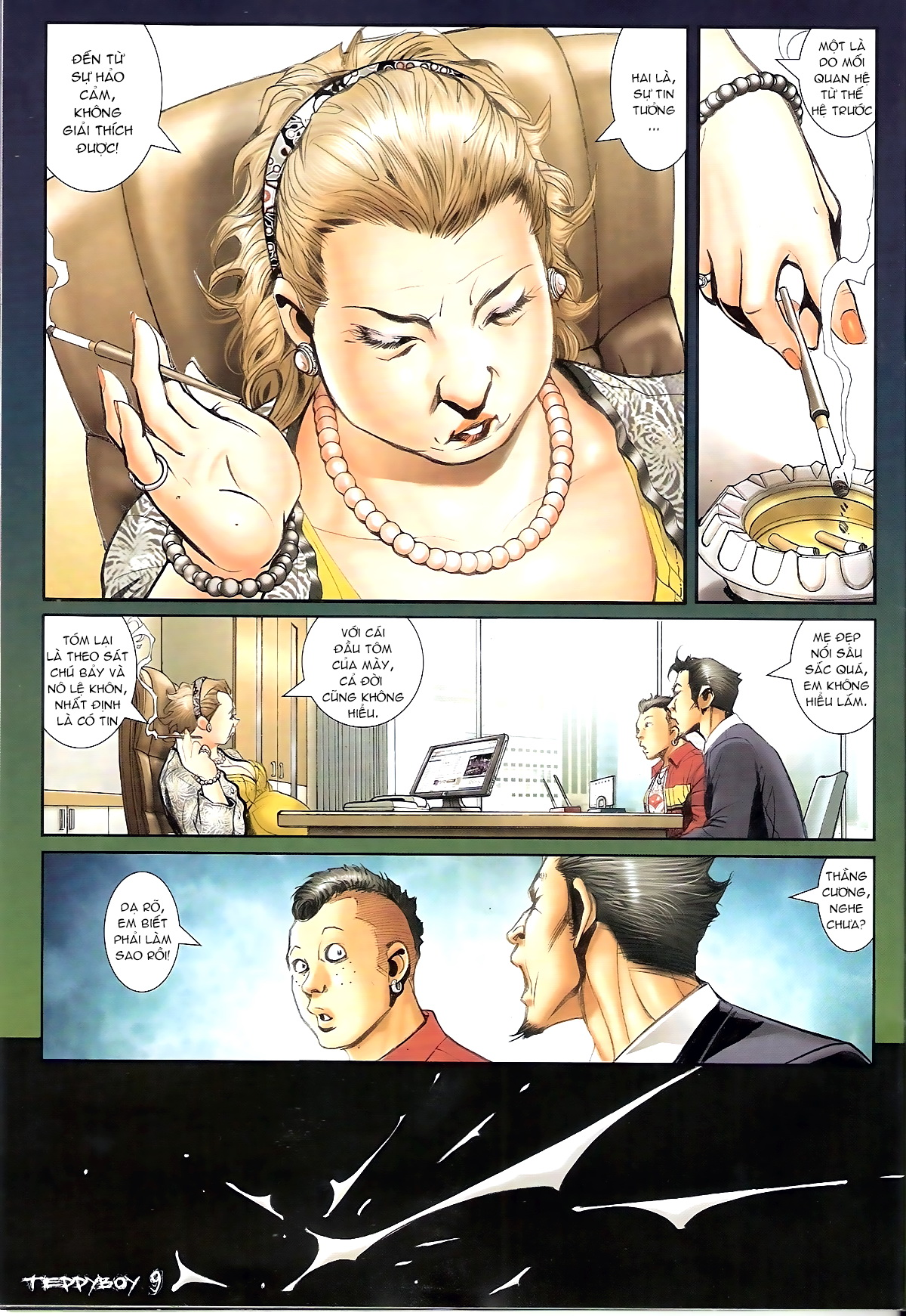 Người Trong Giang Hồ - Chapter 1355: Đã lâu chưa xuất hiện - Pic 8