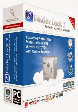 Download Folder Lock 7.6 + Serial