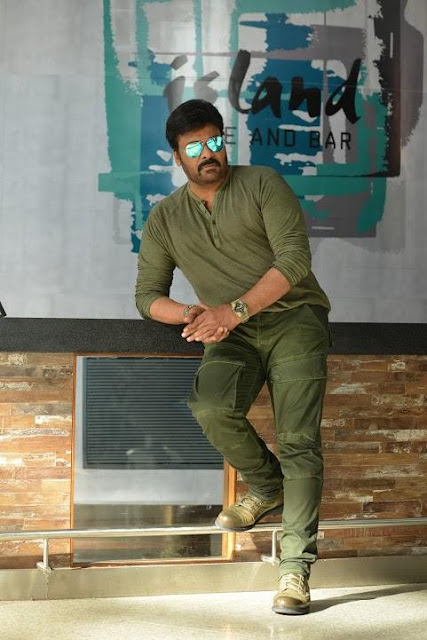 Megastar Chiranjeevi's Khaidi No 150 Movie Working Stills