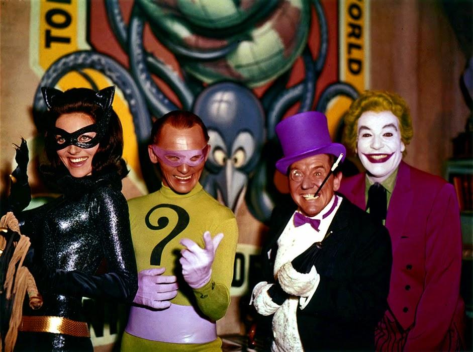 Villanos clásicos de Batman