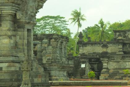 Candi Penataran, Candi Termegah dan Terluas di Jawa Timur