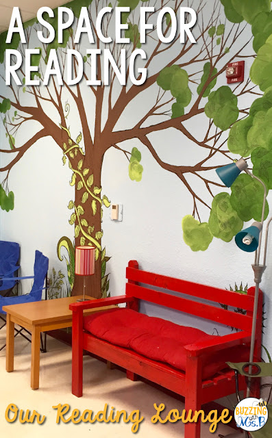 Our Reading Garden: A Space for Reading