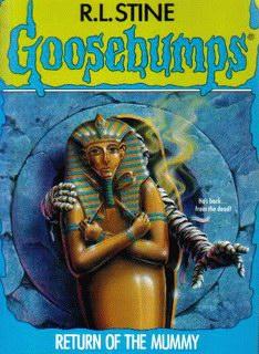 R.L. Stine – Return of the Mummy