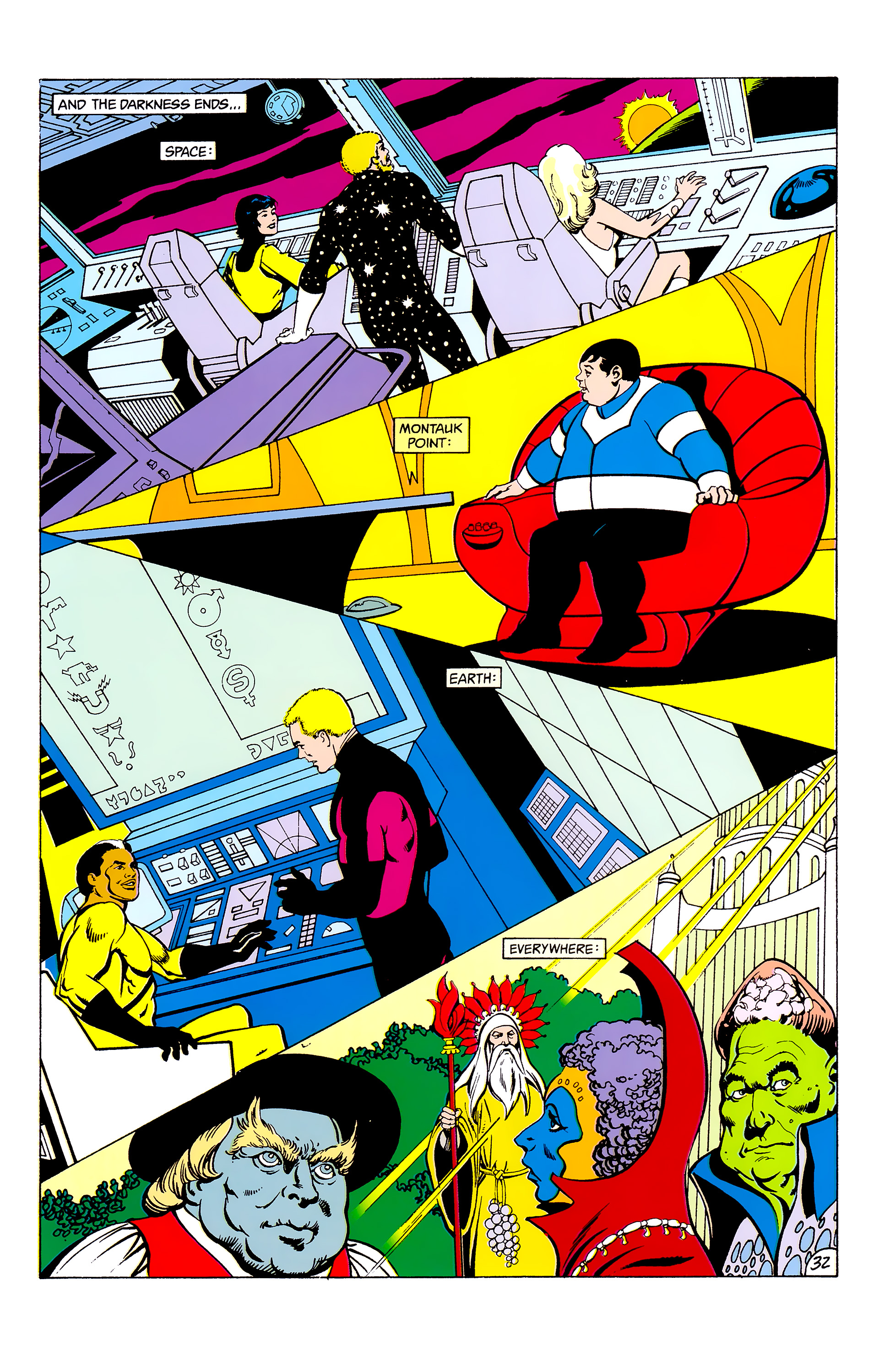 Legion of Super-Heroes (1980) _Annual_3 Page 32