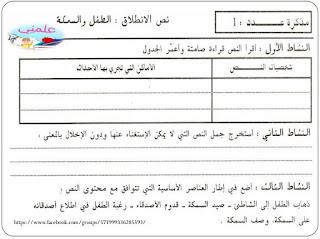 3 - سبل التوفيق في الانتاج الكتابي كتاب موازي رائع