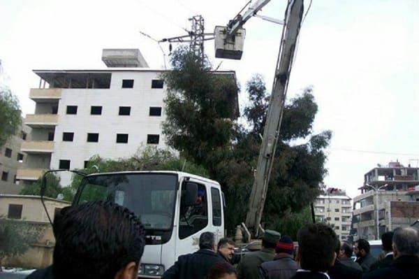 واقع الكهرباء المرير...يعود من جديد إلى ضواحي دمشق