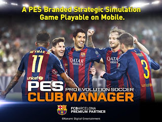PES CLUB MANAGER APK 1.3.5