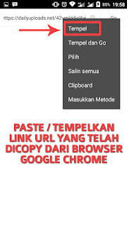 Cara mendownload dan melewati link Jumplink.in dan AdFly di UC Browser 5