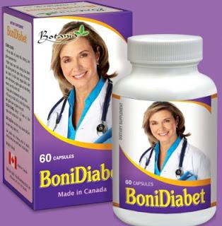 BoniDiabet phương pháp điều trị đái tháo đường túyp 2