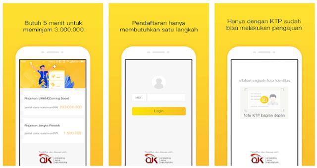 8 Aplikasi Pinjaman Online Cepat Cair Tanpa Jaminan Terbaru 2019 | Terdaftar Di OJK