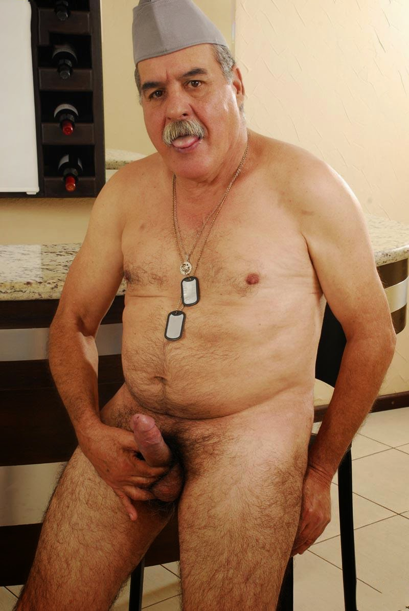 ecuadorian old gay man