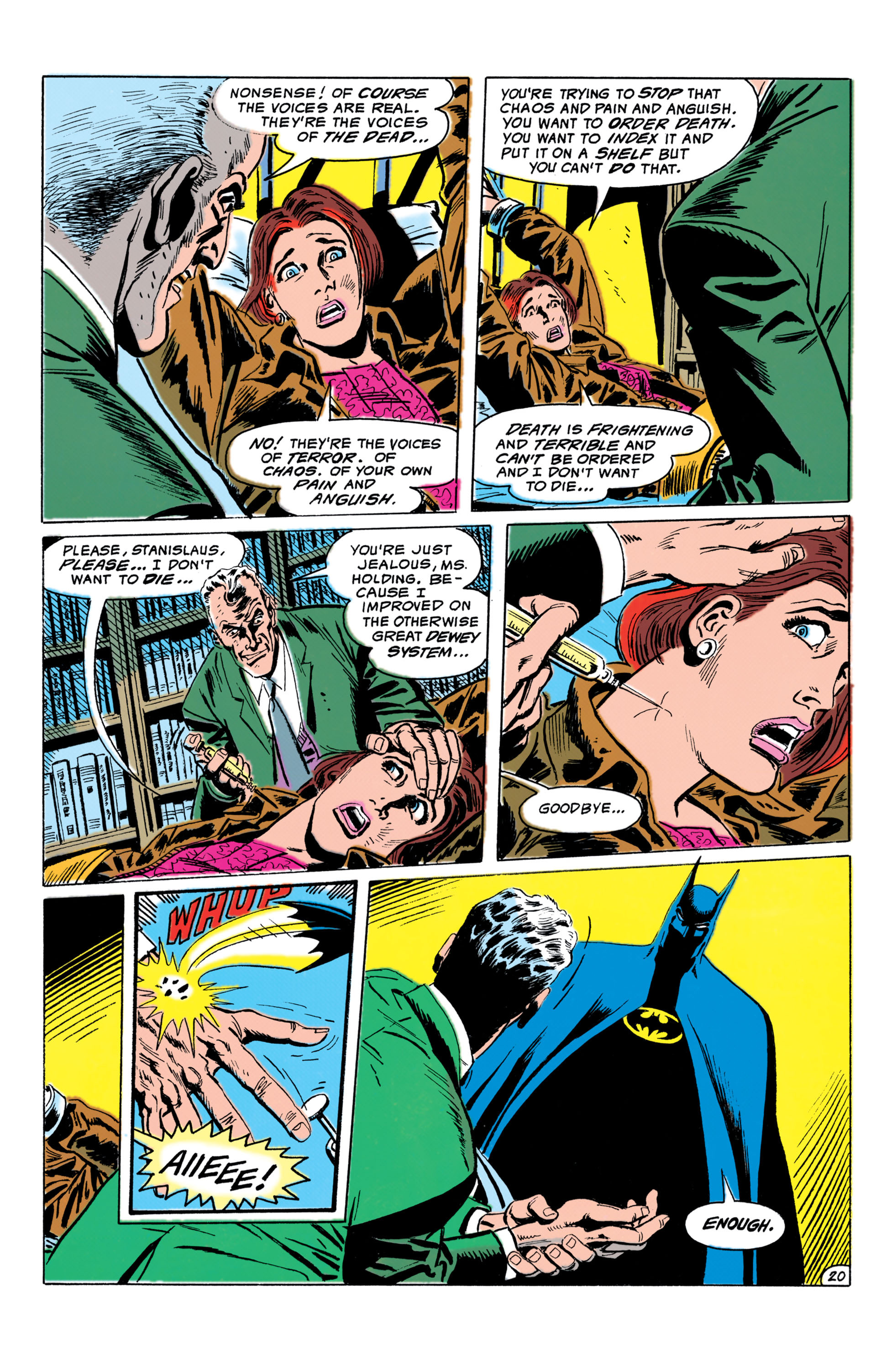 Detective Comics (1937) 643 Page 20