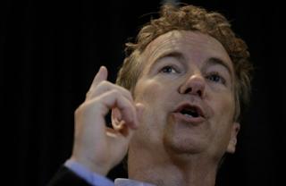 Rand Paul: Real Men Cut Taxes