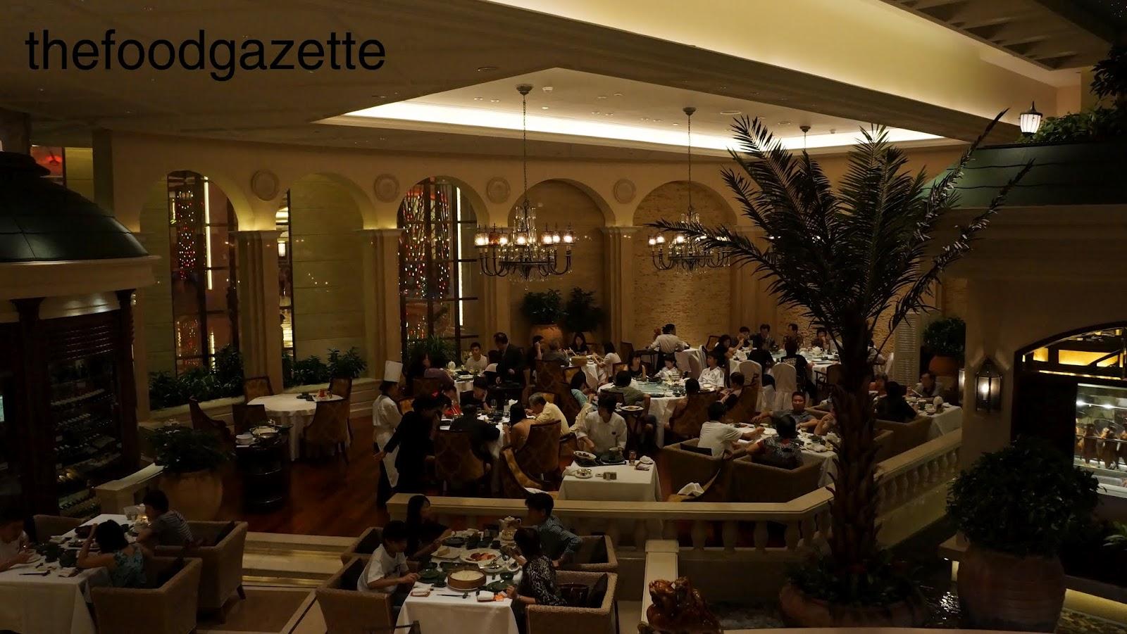 Laurel Chinese Restaurant Macau