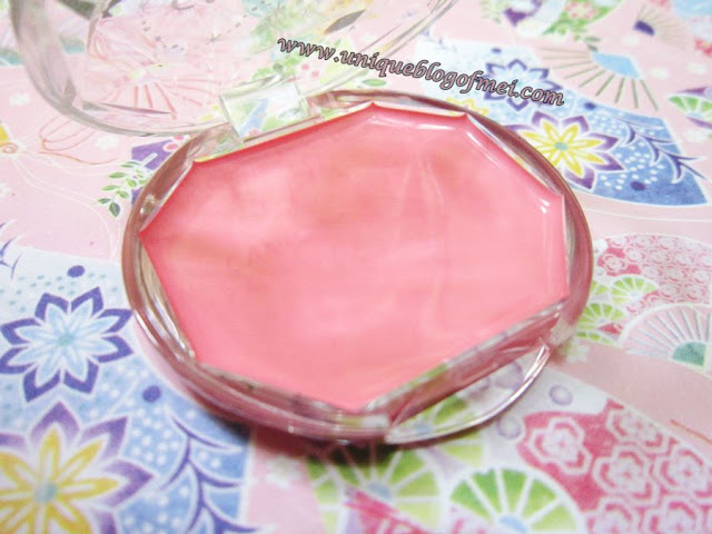 Canmake Cream Cheek Love Peach color