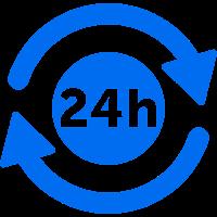 Transaksi 24 Jam