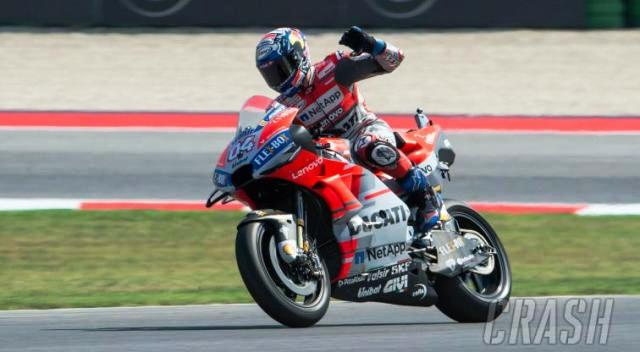 Hasil MotoGP San Marino: Dovizioso Juara
