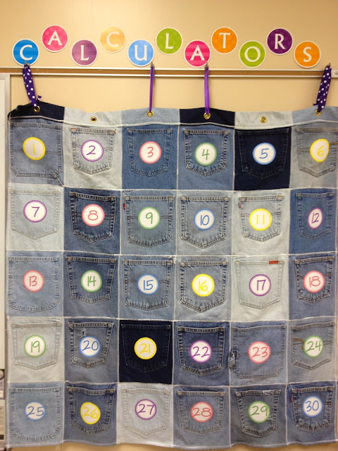 Decorating and Organizing in Middle School