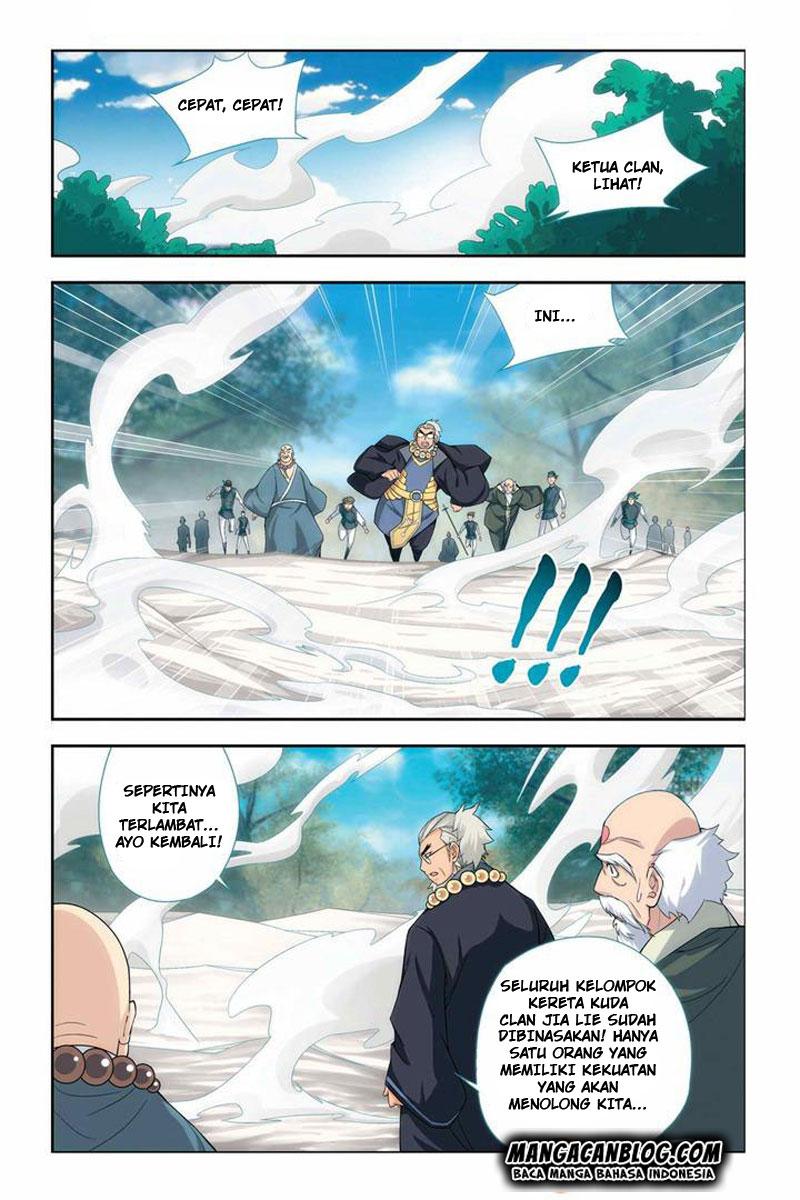 Battle Through Heaven Chapter 18-18