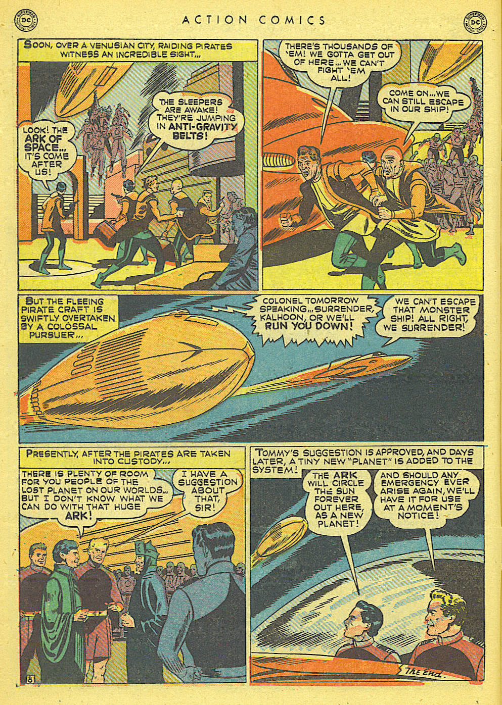 Read online Action Comics (1938) comic -  Issue #152 - 24
