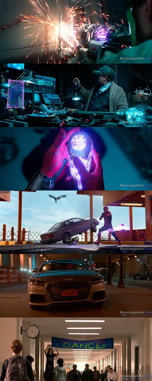 Resultado de imagen para Spider-Man: De regreso a casa (2017)