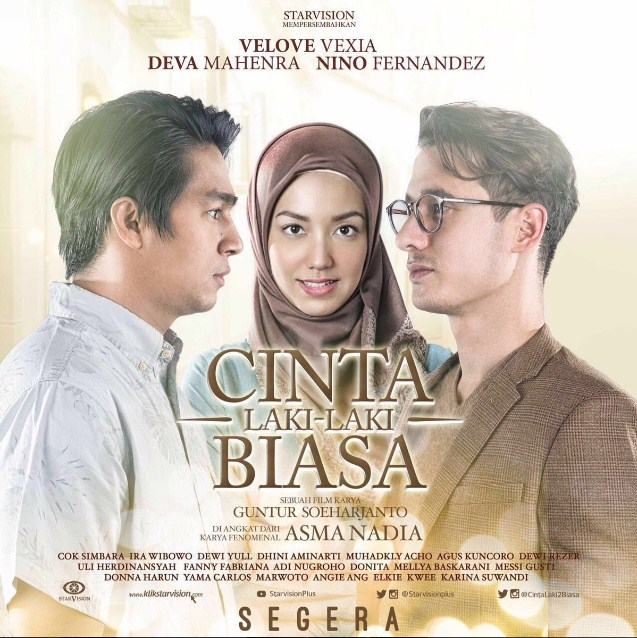 Download Film Cinta Laki-Laki Biasa 2016