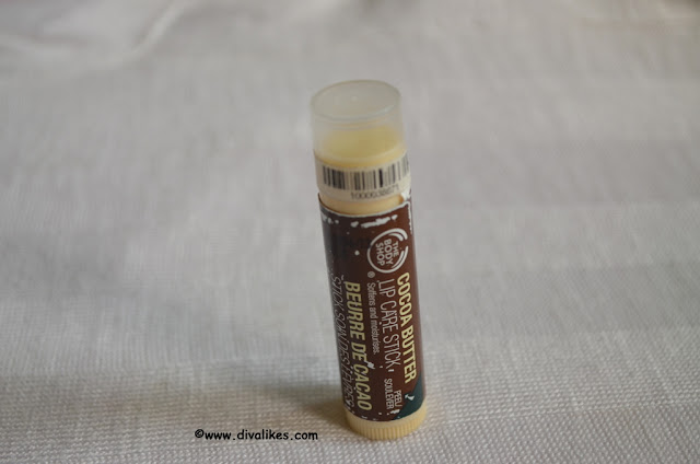 The Body Shop Cocoa Butter Lip Care Stick