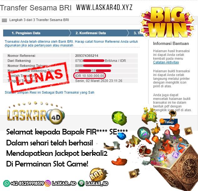 Dengan Jackpot Yang Besar Bermain Di Permainan SPADE GEMING Slotgame Buruan Daftar Di Situs LASKAR4D