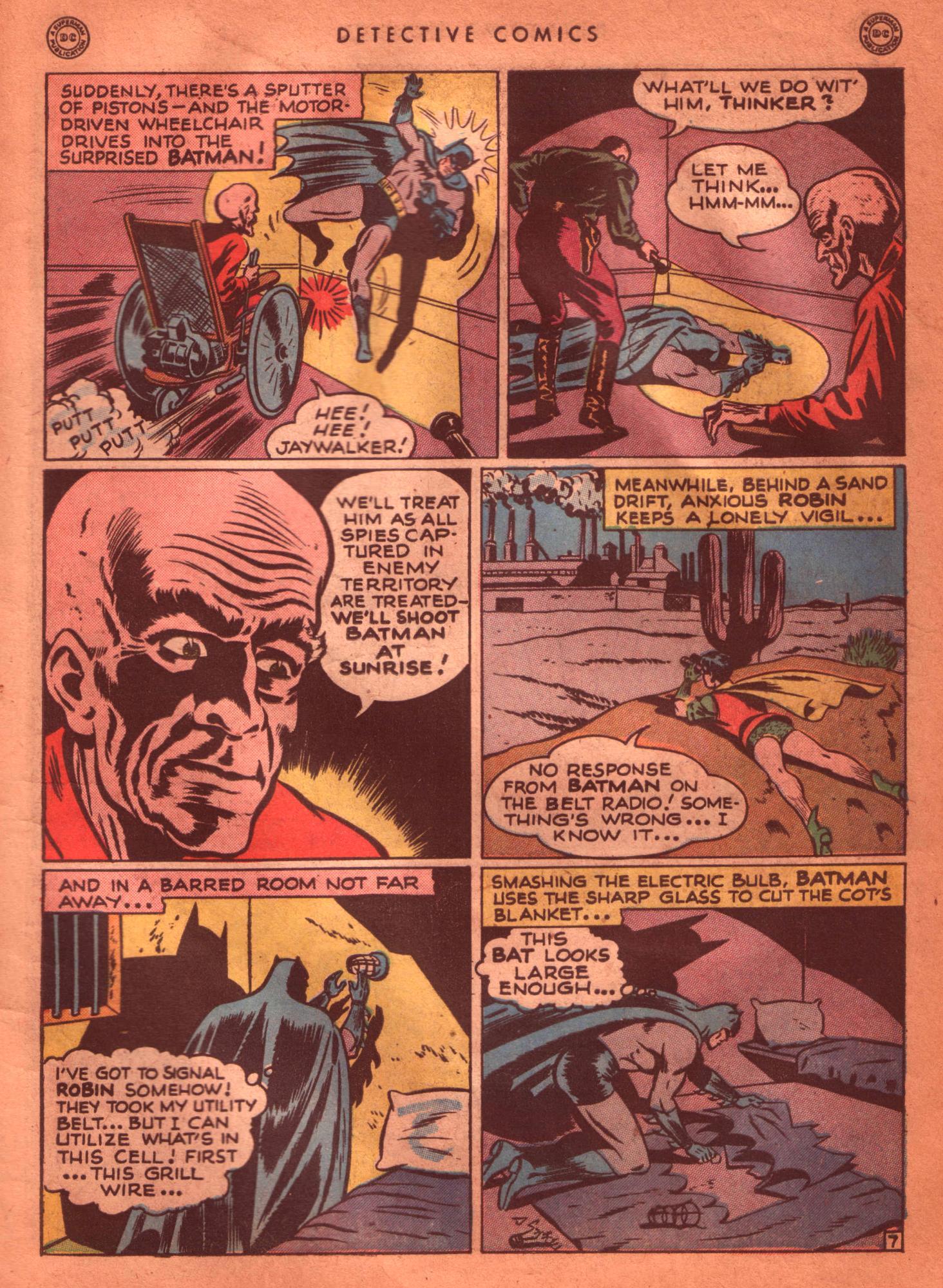 Read online Detective Comics (1937) comic -  Issue #125 - 9