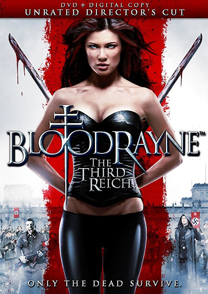 Poster of BloodRayne The Third Reich 2011-English-720p-BluRay ESubs Download