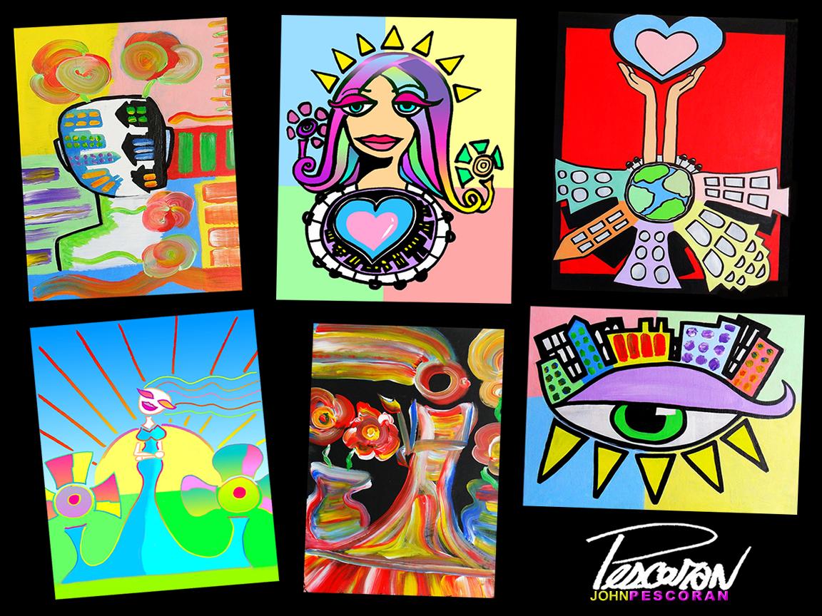 Pescoran Pop Art Shop: Download Free Pop Art Wallpaper